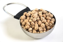 Chick Peas Stock Photos