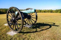 Chickamauga和加得奴加全国军事公园 免版税图库摄影