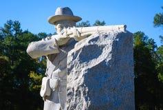 Chickamauga和加得奴加全国军事公园 免版税库存图片
