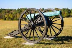 Chickamauga和加得奴加全国军事公园 免版税库存照片