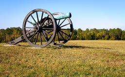 Chickamauga und Chattanooga-nationaler Militärpark lizenzfreie stockfotos
