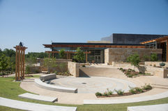 Chickasaw Cultural Center Royalty Free Stock Photography