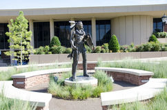 Chickasaw Nation Garden Stock Images