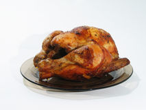 Chicken. Roast chicken Royalty Free Stock Photography
