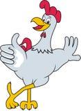 Chicken stock illustration