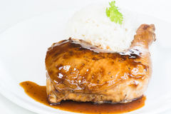 Chicken Adobo Stock Images