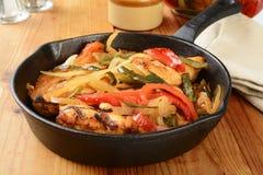 Chicken Asada Stock Images