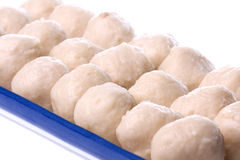 Chicken Balls Isolated Stock Images