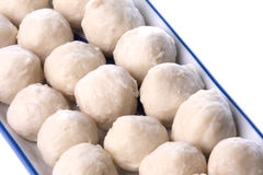 Chicken Balls Isolated Stock Photography