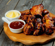 Chicken Barbecue Stock Image
