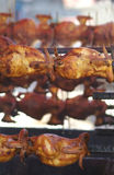 Chicken barbeque Royalty Free Stock Photography