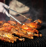 Chicken barbeque Royalty Free Stock Photo