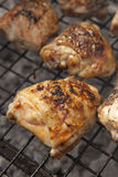 Chicken barbeque Royalty Free Stock Images