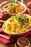 Chicken biryani Stock Photo