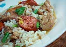Chicken bog Stock Photo