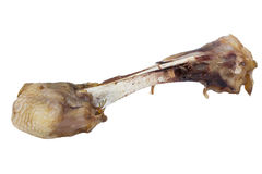 Chicken bone Stock Photo