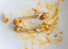 Chicken bone Stock Photos