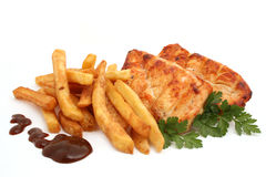Chicken breast Royalty Free Stock Images
