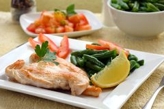 Chicken breast royalty free stock image