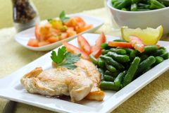 Chicken breast Stock Images