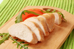 Chicken breast fillet Royalty Free Stock Photo