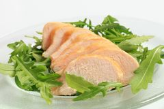 Chicken breast fillet Stock Images