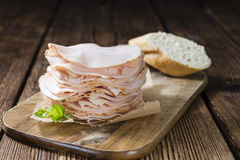 Chicken Breast Fillet (selective focus) Royalty Free Stock Photography