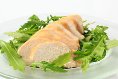 Chicken breast fillet Stock Photography