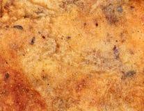 golden brown chicken breast fillets skin background Stock Images