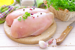 Chicken breast Stock Image
