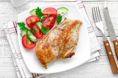 Chicken breast Stock Photography