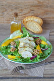 Chicken breast salad Royalty Free Stock Photo