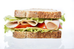 Chicken breast sandwich Stock Photos