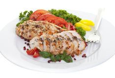 Chicken Breasts Stock Photo