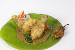 Chicken Butter Masala Royalty Free Stock Photography