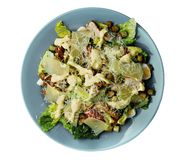 Chicken Caesar Salad royalty free stock image