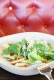 Chicken Ceasar salad Royalty Free Stock Photo