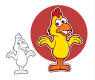 Chicken Character Stock Photos