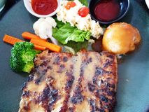 Chicken Chop Stock Images