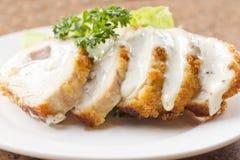 Free Chicken Cordon Bleu Royalty Free Stock Photography - 62556297