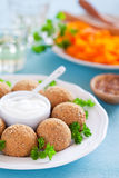 Chicken croquettes Stock Image