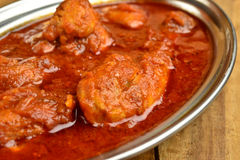Chicken Curry Royalty Free Stock Photo