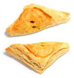 Chicken Curry Pie Royalty Free Stock Image
