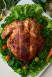 Chicken for dinner Stock Photography