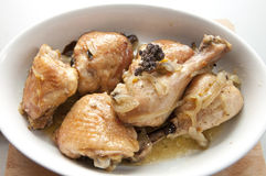 Chicken Dish Royalty Free Stock Image