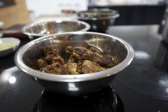 Chicken Dish stock photo