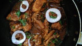 Chicken do pyaza Royalty Free Stock Photography
