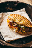 Chicken doner kebab Royalty Free Stock Images