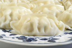 Chicken dumpling Stock Photo