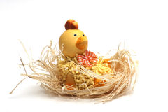 Chicken Easter Stock Images